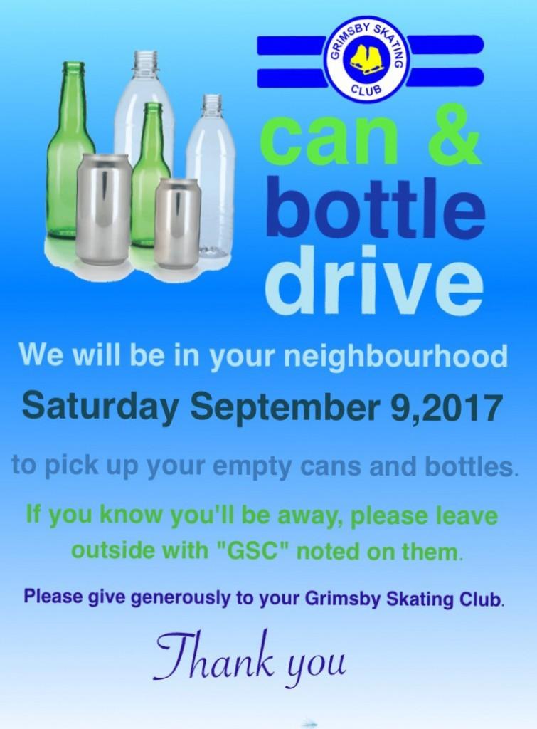 Bottle Drive Flyer - Revised (1)-1