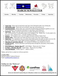 GSC March Newsletter 2017 (2)-1